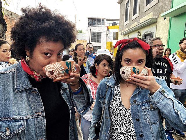 ☕️ 🍫 Drinking hot chocolate and eating hojaldras in Jalatlaco, Oaxaca, the perfect breakfast during @oaxaca_flavors. . . . . . #oaxaca #darlingdaily #flashesofdelight #livethelittlethings #nothingisordinary #traveldeeper #culturetrip #gglocalgems @frommers @cntraveler @dametraveler #oaxacaflavors #mexico #visitoaxaca #makemoments #allshots_ #passionpassport @passionpassport #wheretofindme #pathport #travelwithfathom #bbctravel #prettylittletrips #apartmenttherapy #suitcasetravels #mydomainetravels #travelandleisure #mytinyatlas @tinyatlasquarterly @apartmenttherapy @mydomaine @bbc_travel @foodandwinees @away @beautifulhotels