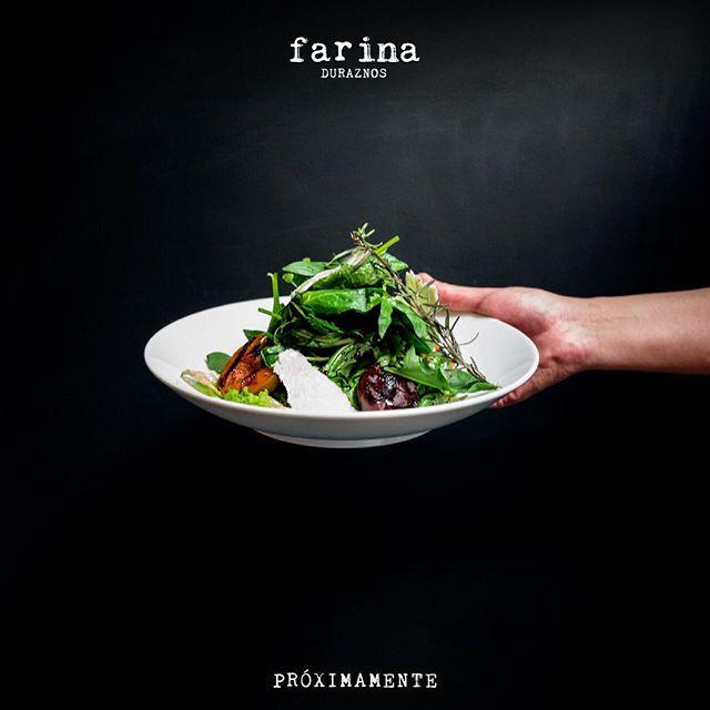 Próximamente más cerca de ti… . #TengoLaVidaQueMeGusta #FarinaMX #CucinaItaliana #Proximamente