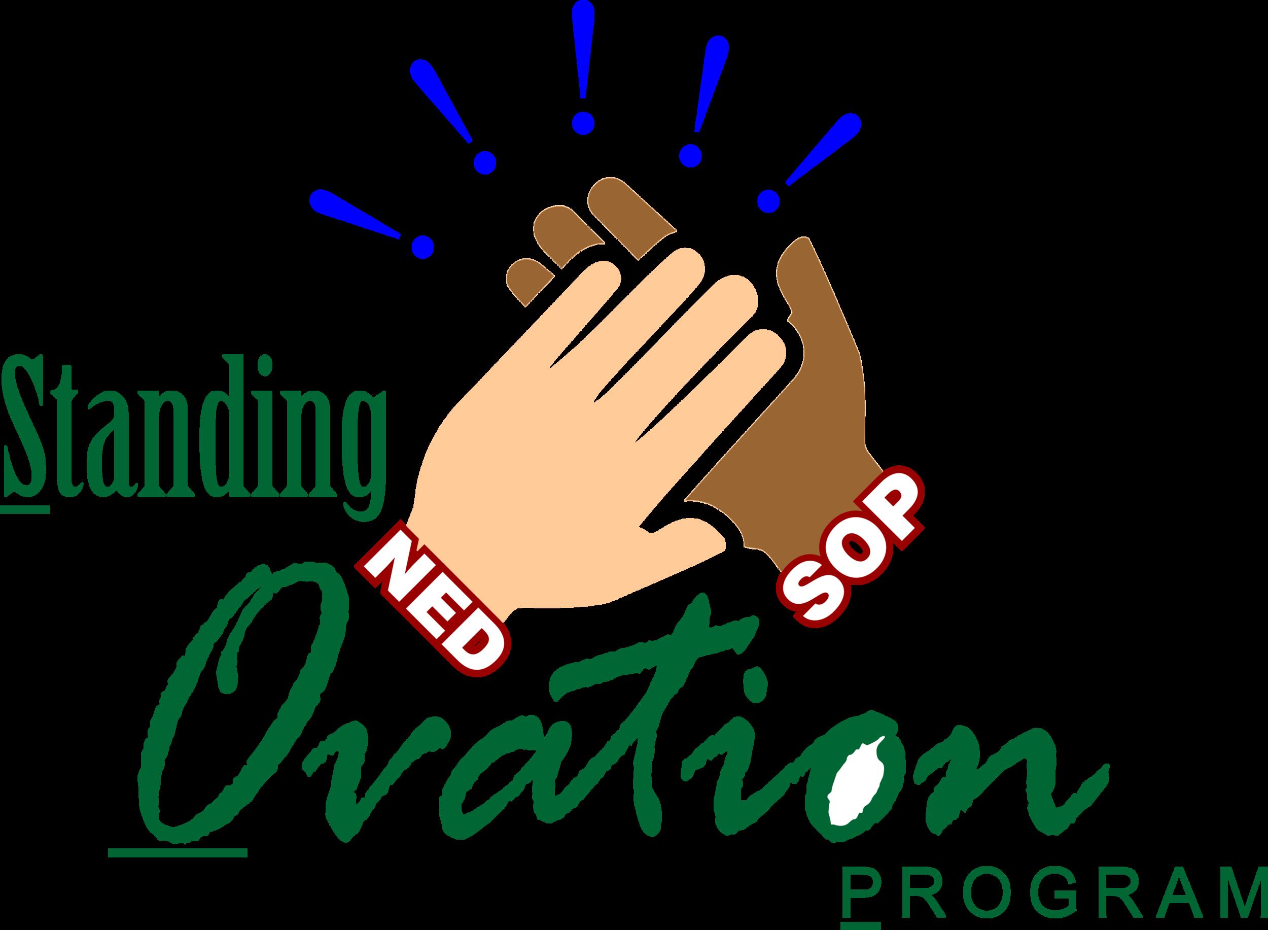 NED Standing Ovation Program.jpg