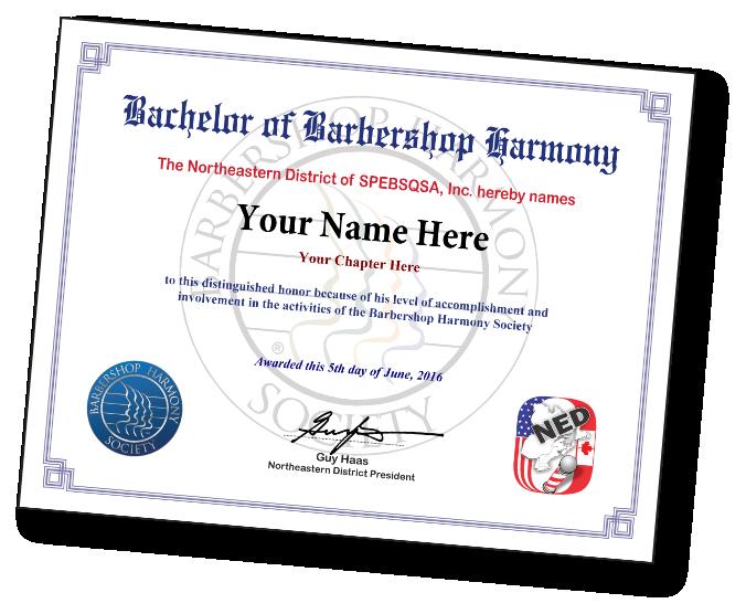 Sample - certificate
