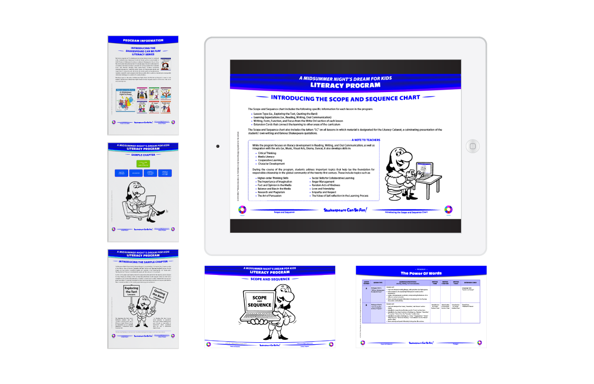 QWILL Media & Education Inc.  | Print and digital learning, layout and informational design