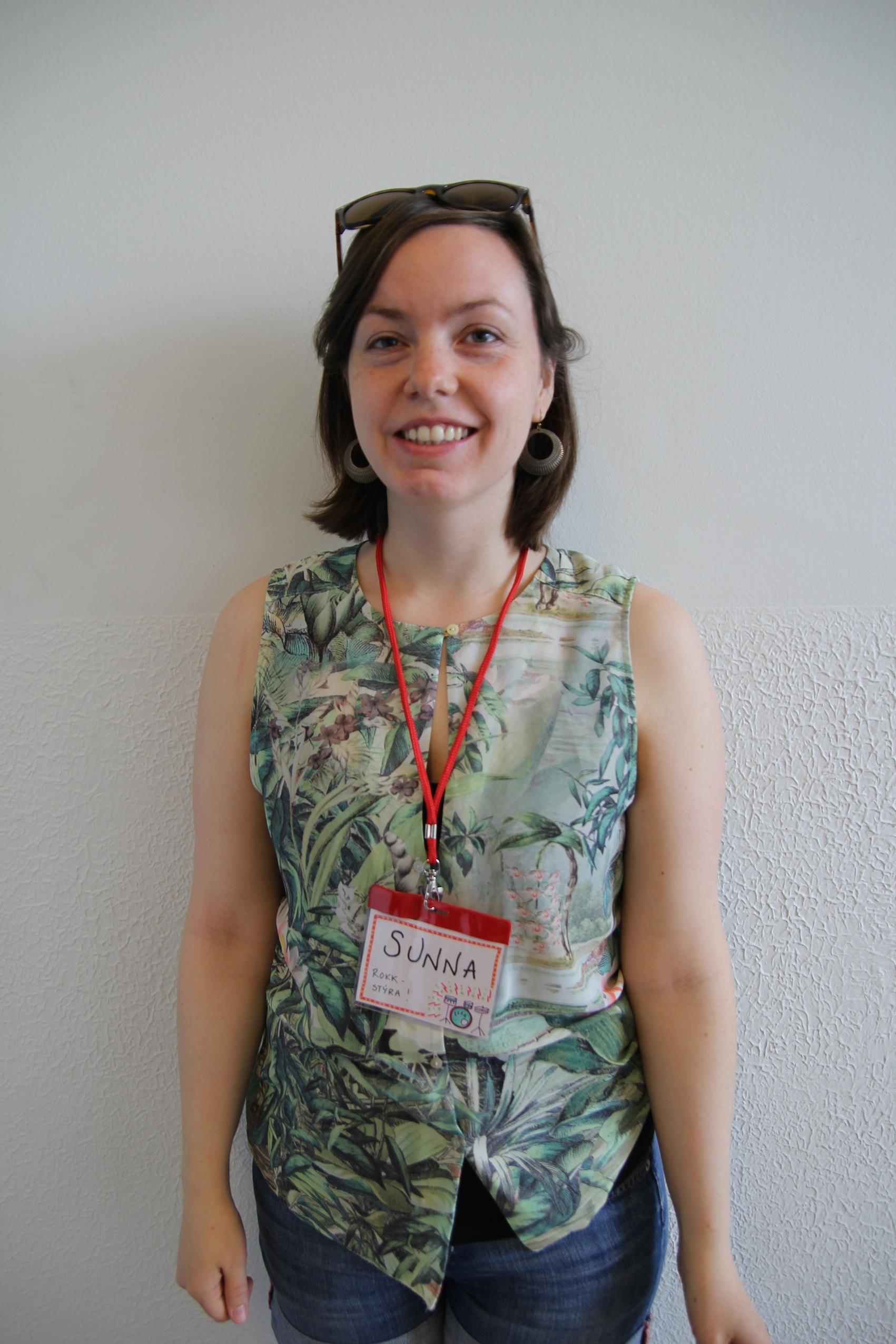 Sunna Ingólfsdóttir