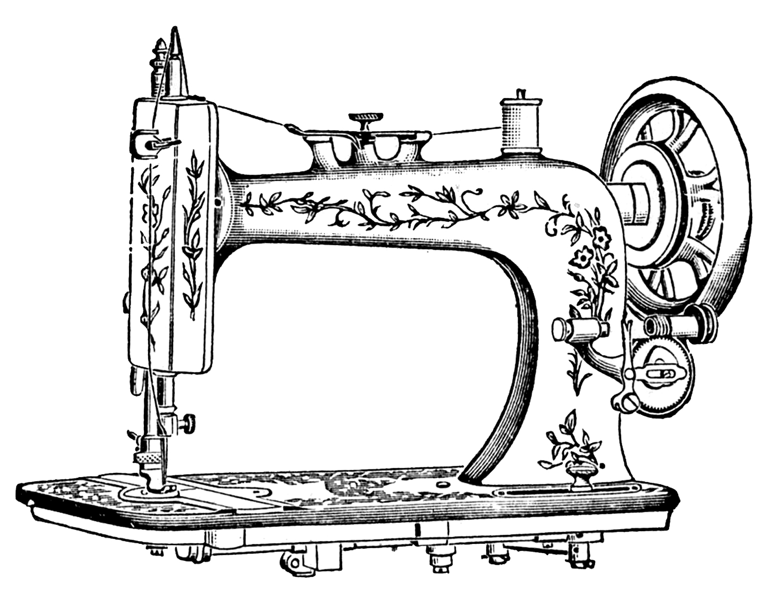 sewing+machine+antique++Image+GraphicsFairy5.jpg
