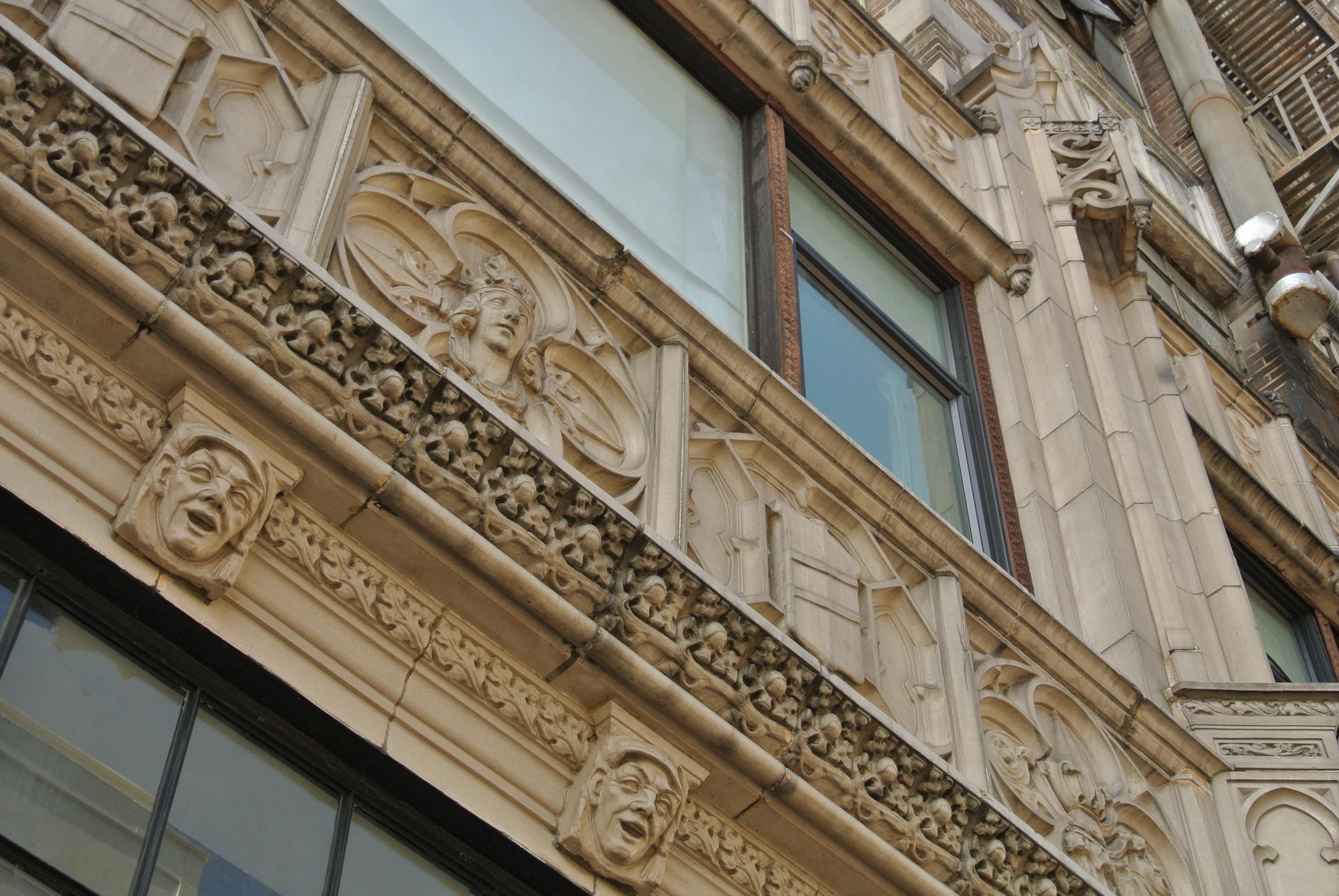Garment Lofts Archetecture