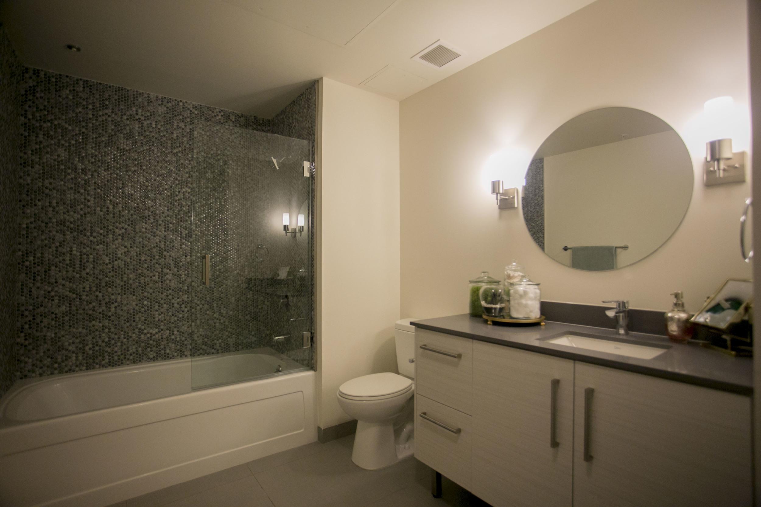 Garment Lofts Bathroom