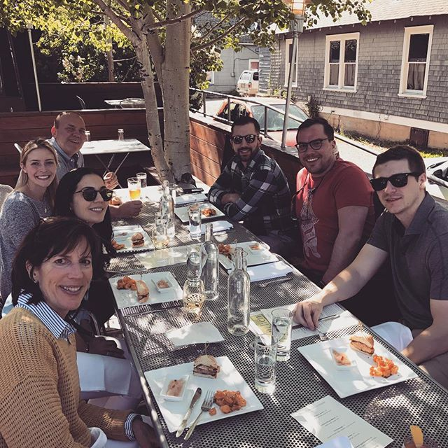 A private tour is a great way to spend a family vacation! #jacksonhole #eatlocal #foodtour