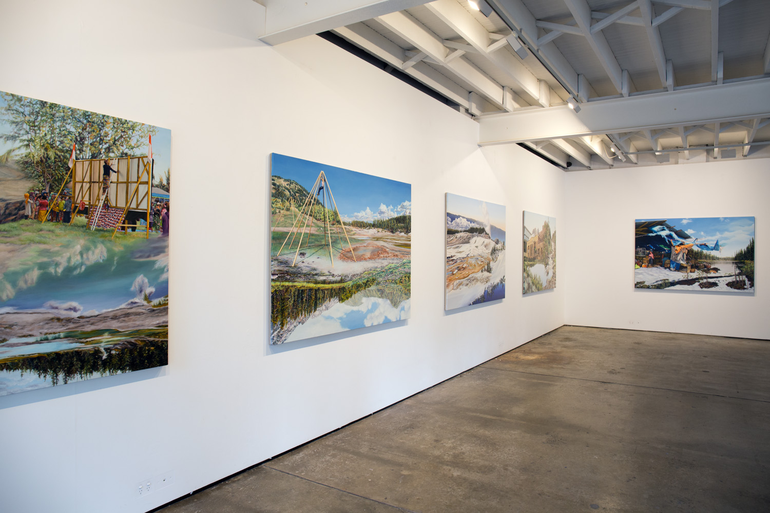 Structural Equality, installation view
