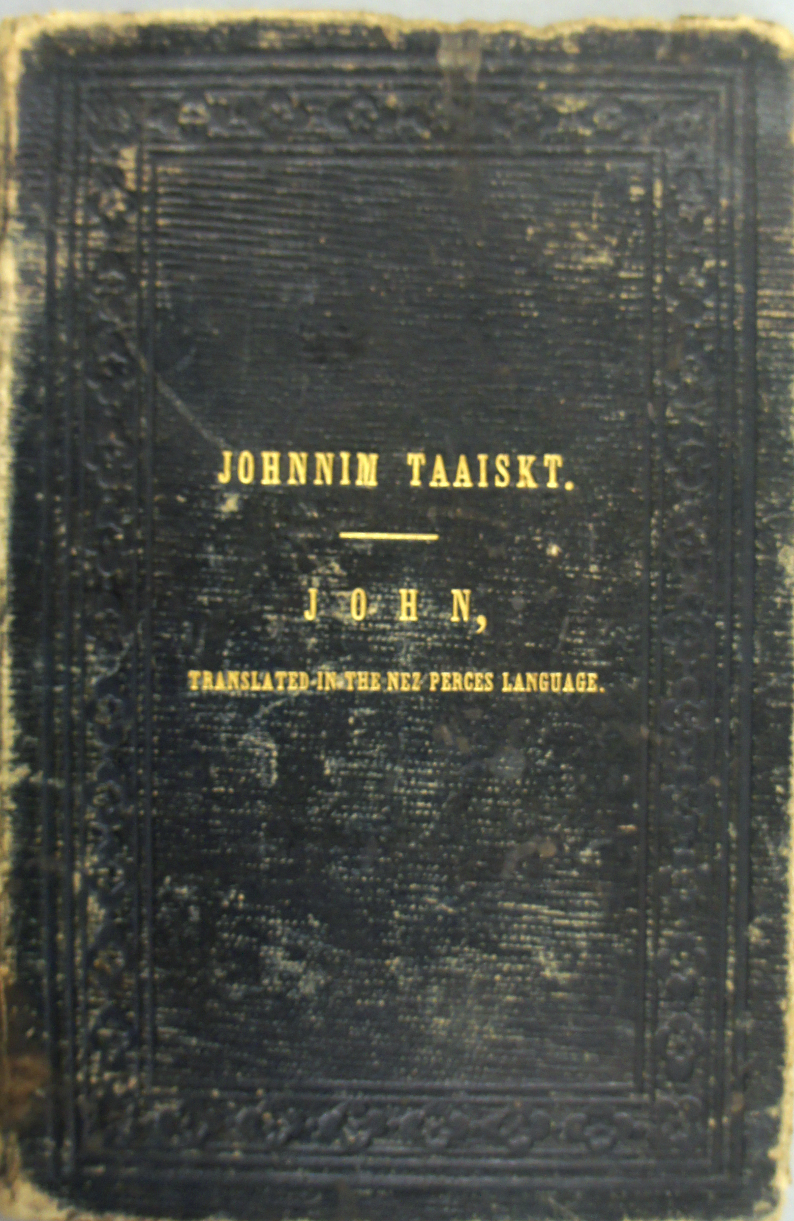 Johnnim Taaiskt