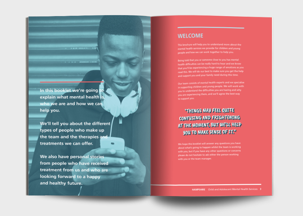 brochure design by beth cook design graphic designer sussex