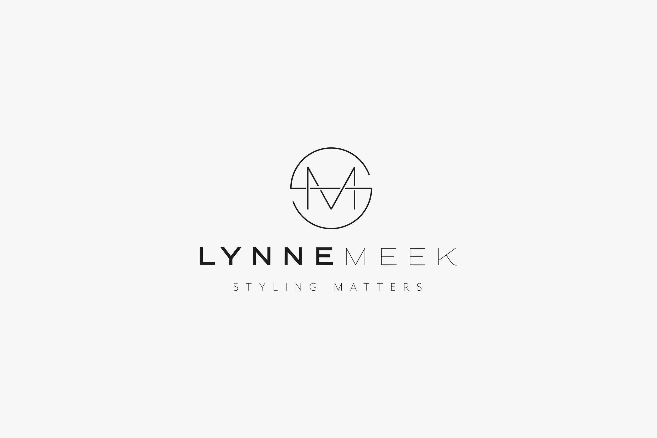 Logo design agency for Styling Matters, personal stylist, Kent, Sussex, Surrey, London