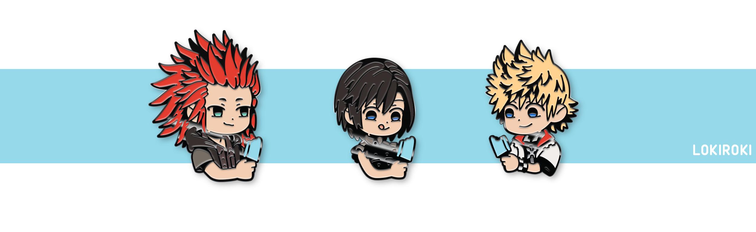 Kingdom Hearts 3 (Fan Art)