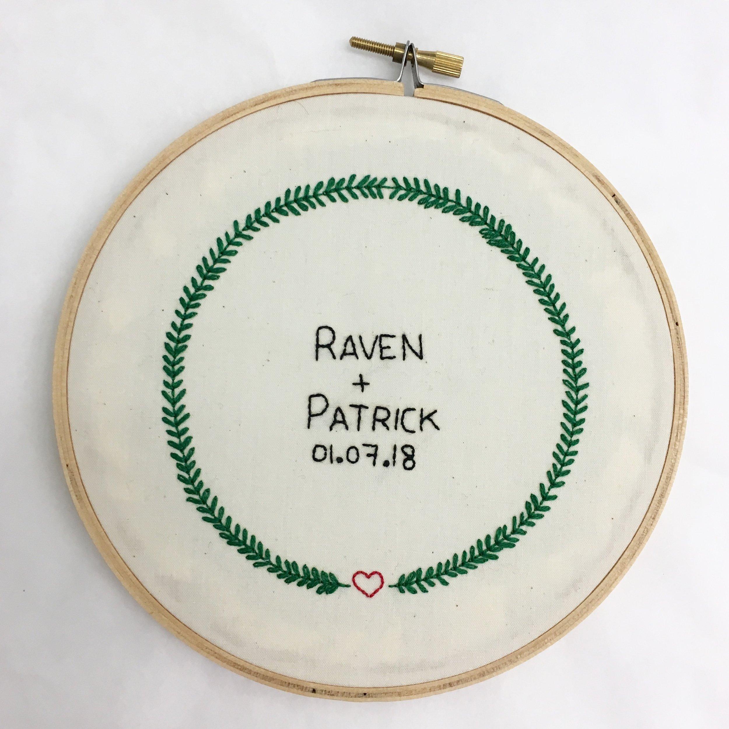 Raven + Patrick