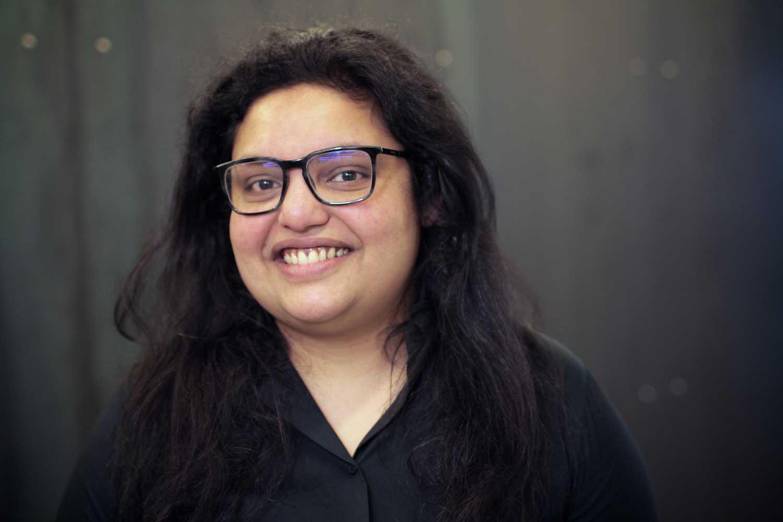 Kavya Sukumar - Frontend and API engineer