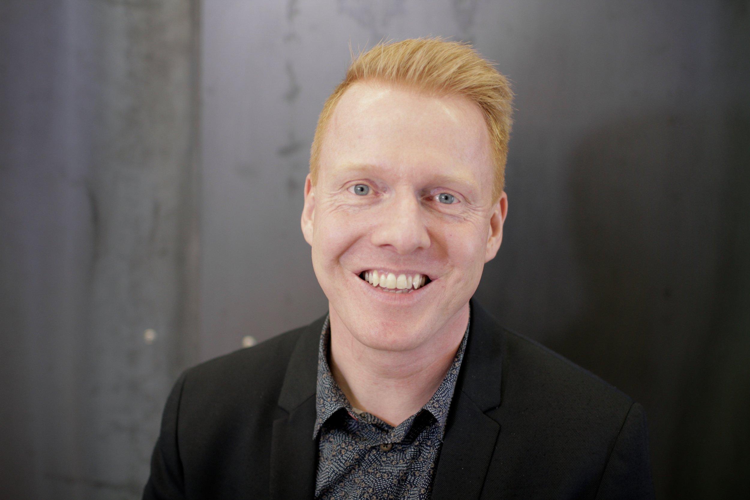 Morten Andersen - Managing Director, Hearken Europe