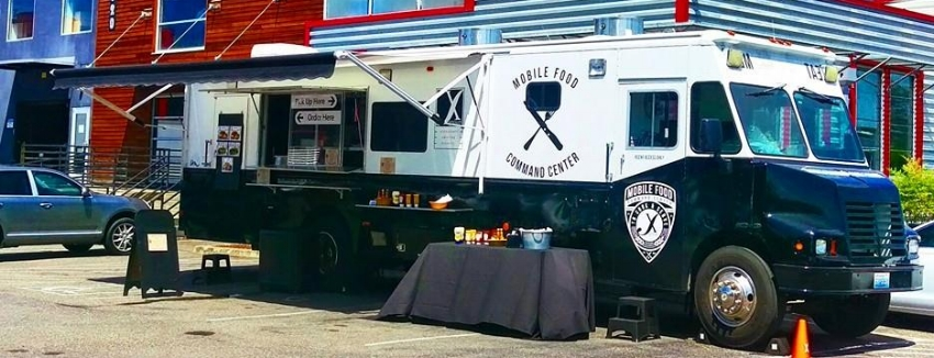 Mobile Food Command Center