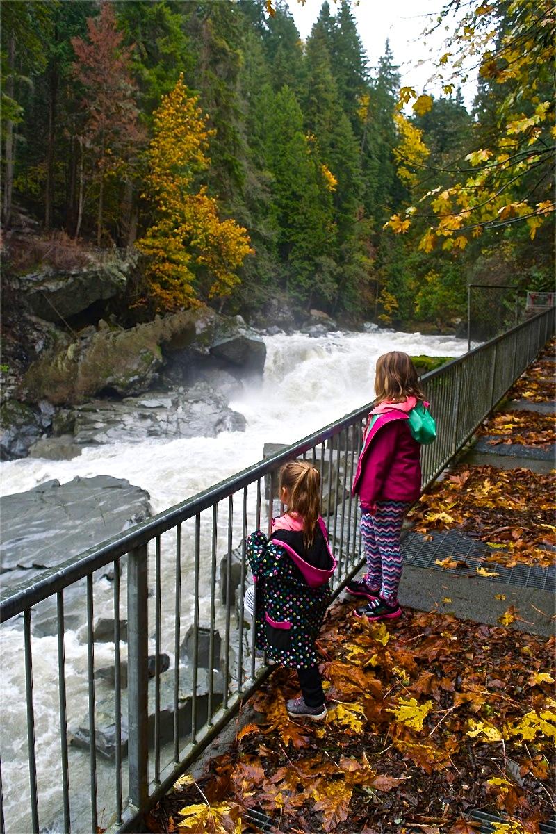 girls at the Granite Falls.JPG