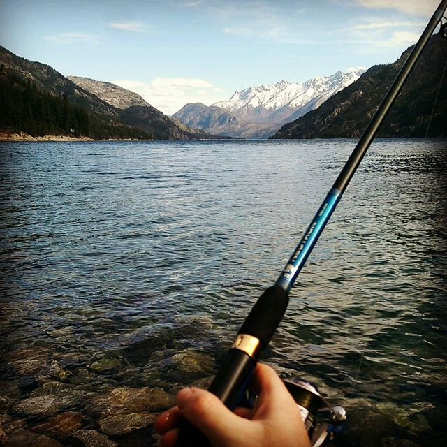 It's that season again #stehekin #steelheadcider #lakechelan