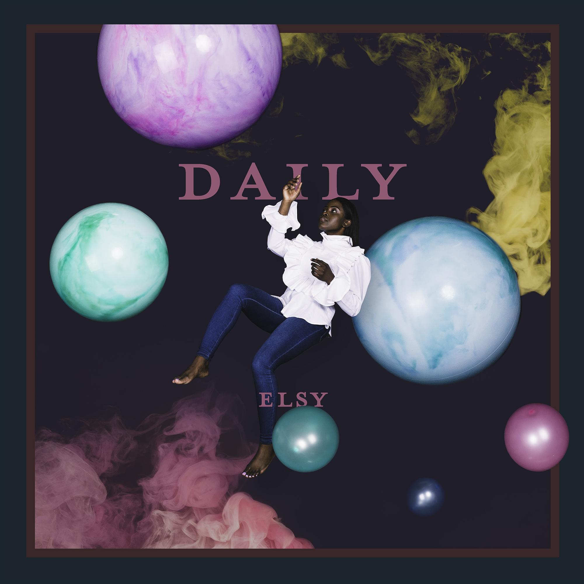 Artwork for Adelaide singer  Elsy  and her track DAILY