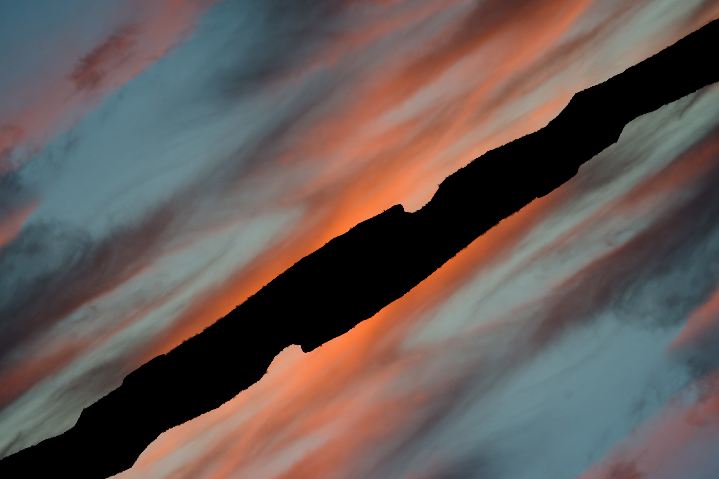 Horizon I , 2013 Archival pigment print 30 x 40 inches