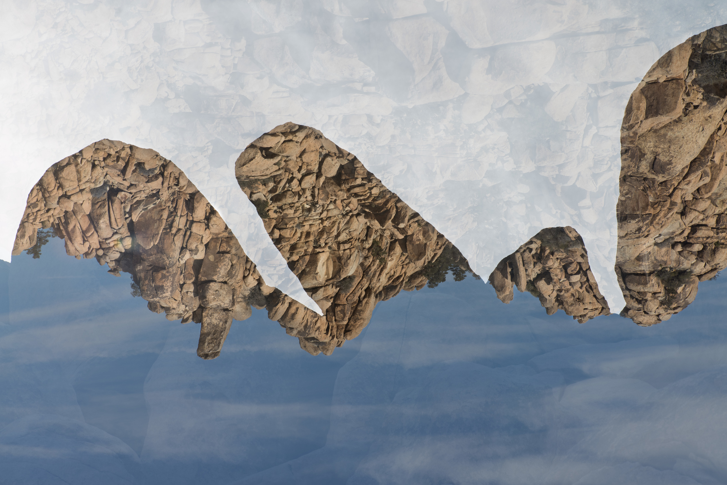 Formations II, 2016 Archival pigment print 30x40 inches