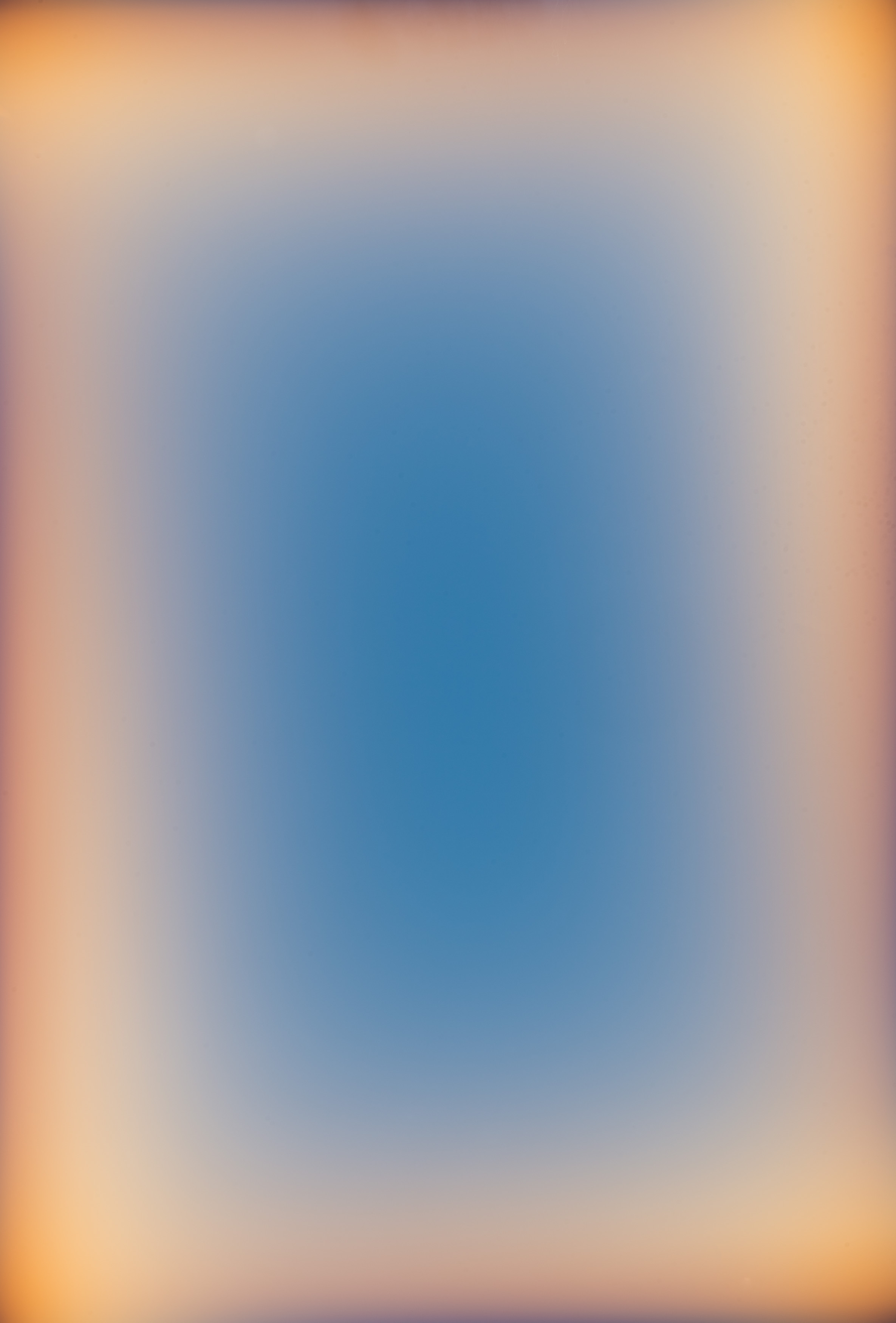 Gredient Study I, 2013 Archival pigment print 40x30 inches