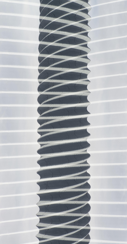 Column I, 2016 Archival pigment print 60x30 inches