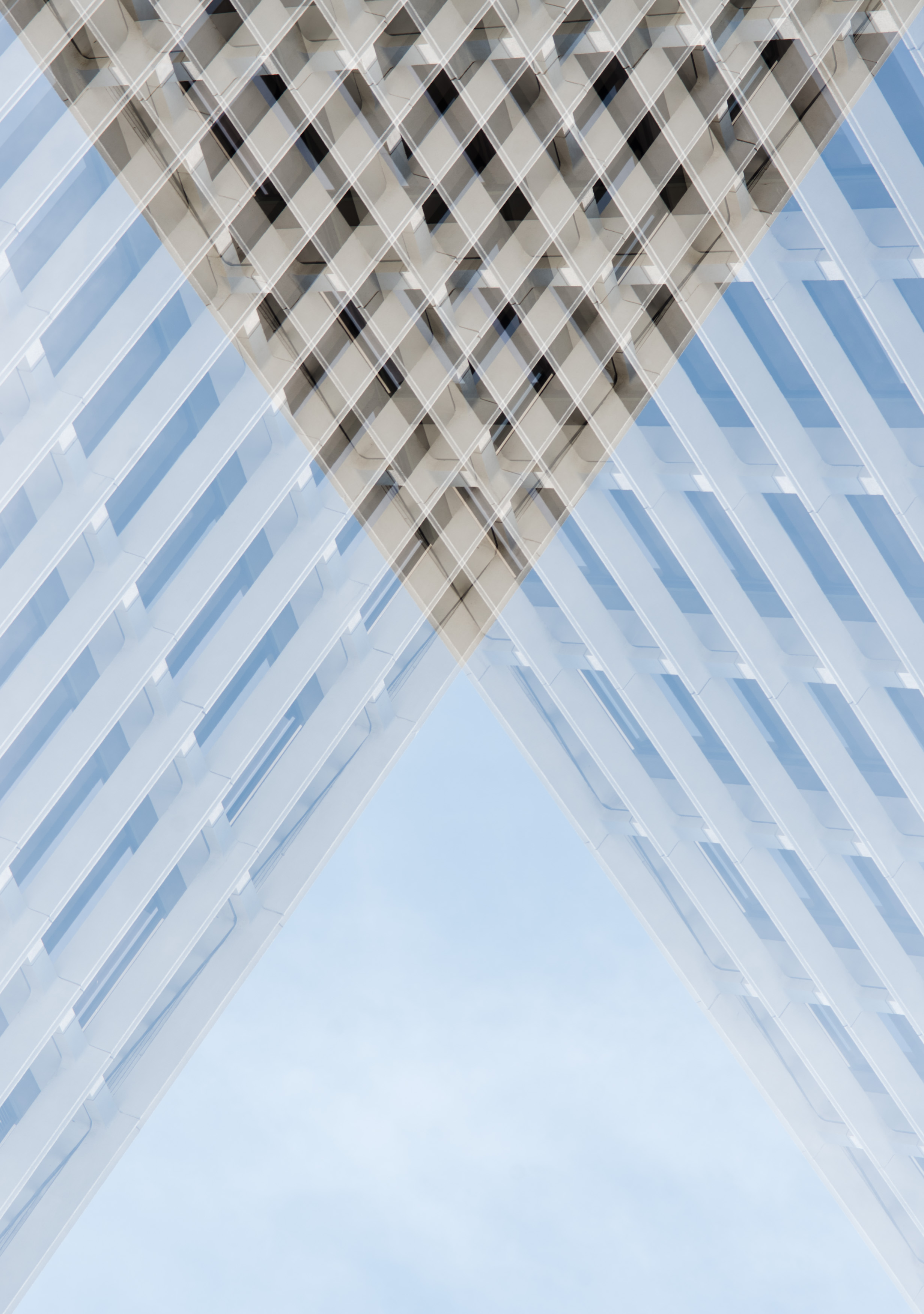 Trianle I,  2014 Archival pigment print 40x27 inches
