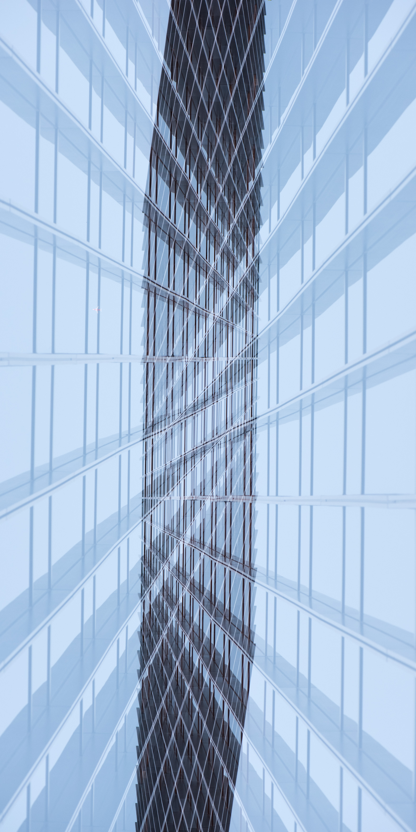 Intersecting Planes V,  2016 Archival pigment print 20x40 inches