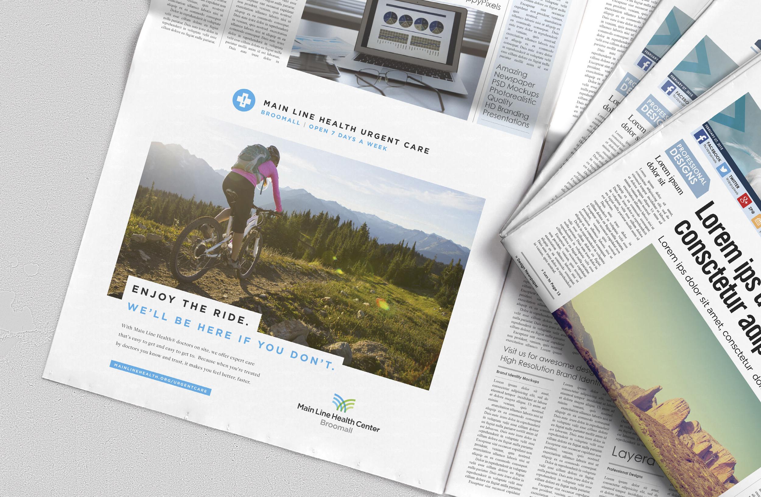 Enjoy the ride newspaper.jpg