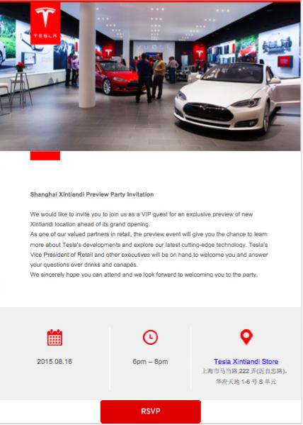 Copywriting and Editing: Tesla