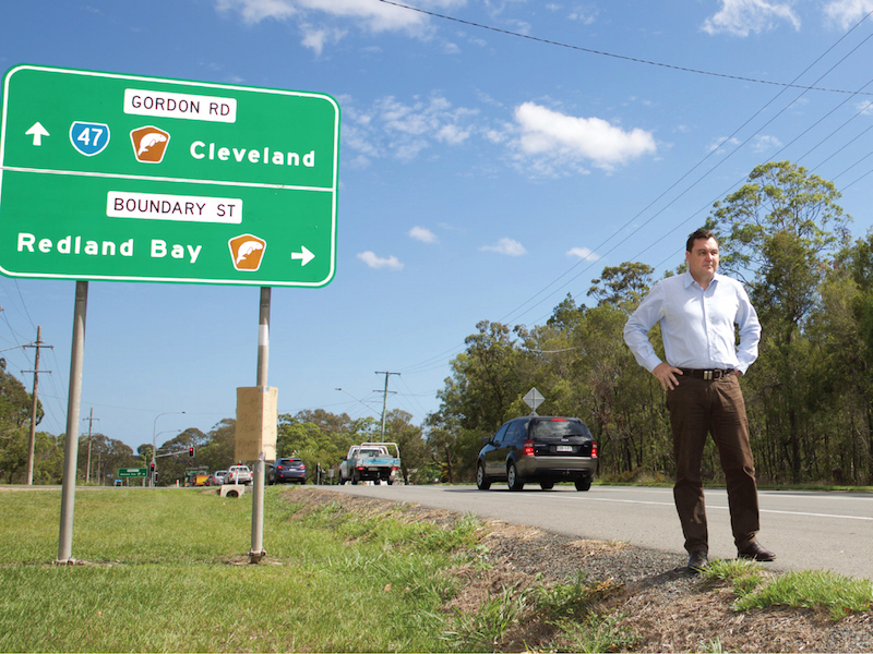Fighting for upgrades to our local roads