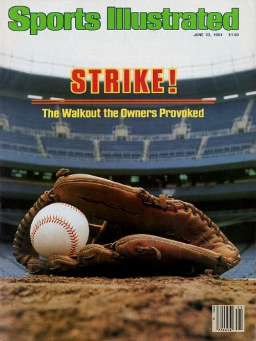 A Season Paused: 1981 MLB Standings — A Foot In The Box
