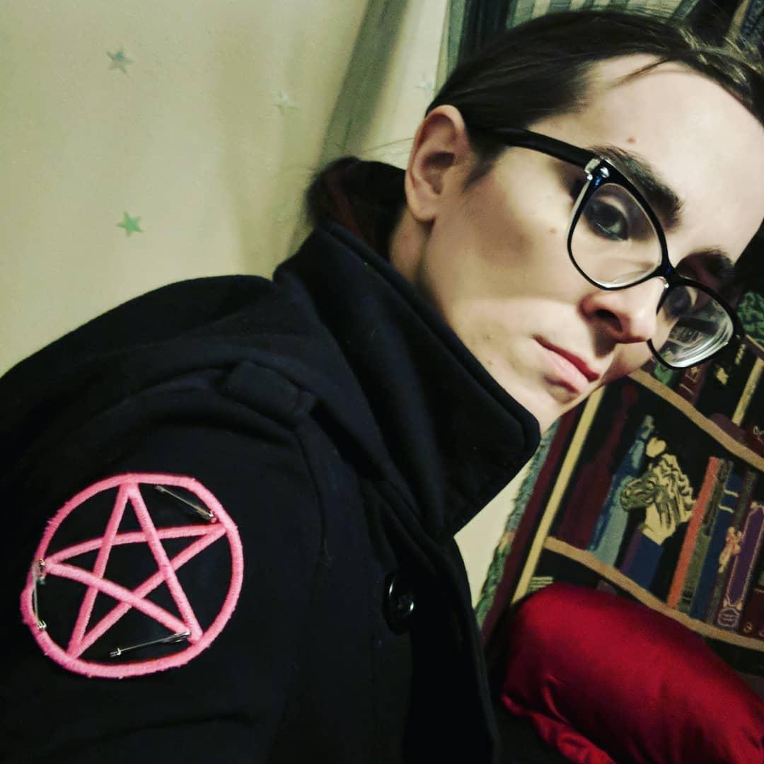 Hekate Nichols - ALISS AuroraFace Elf