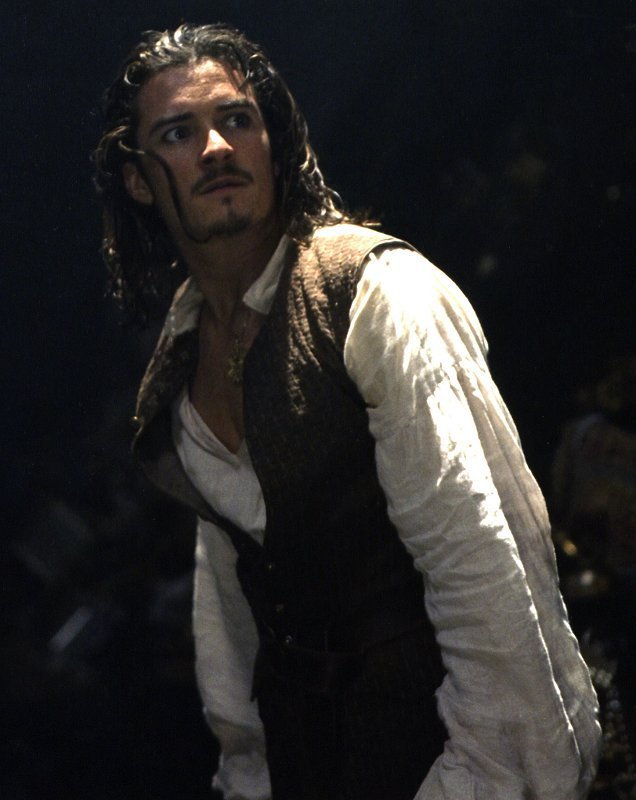 Are you a Will Turner or a Legolas?