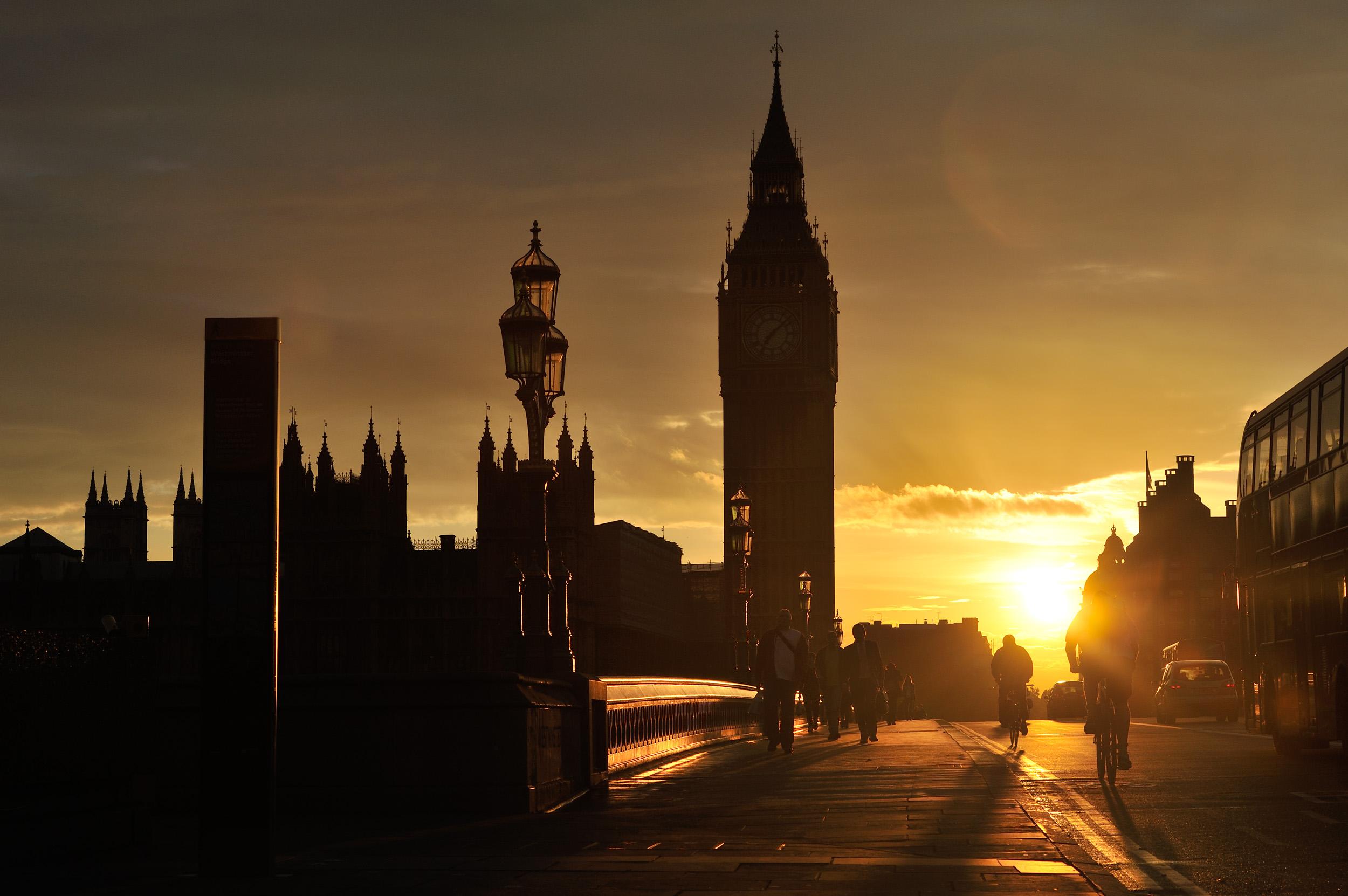 London   Chile, Bolivia and Peru.
