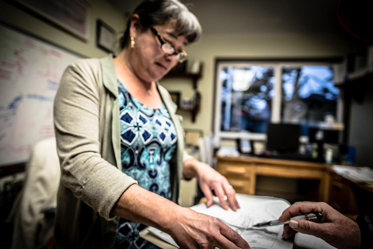 Liane Welch, Engineer, City of Tillamook