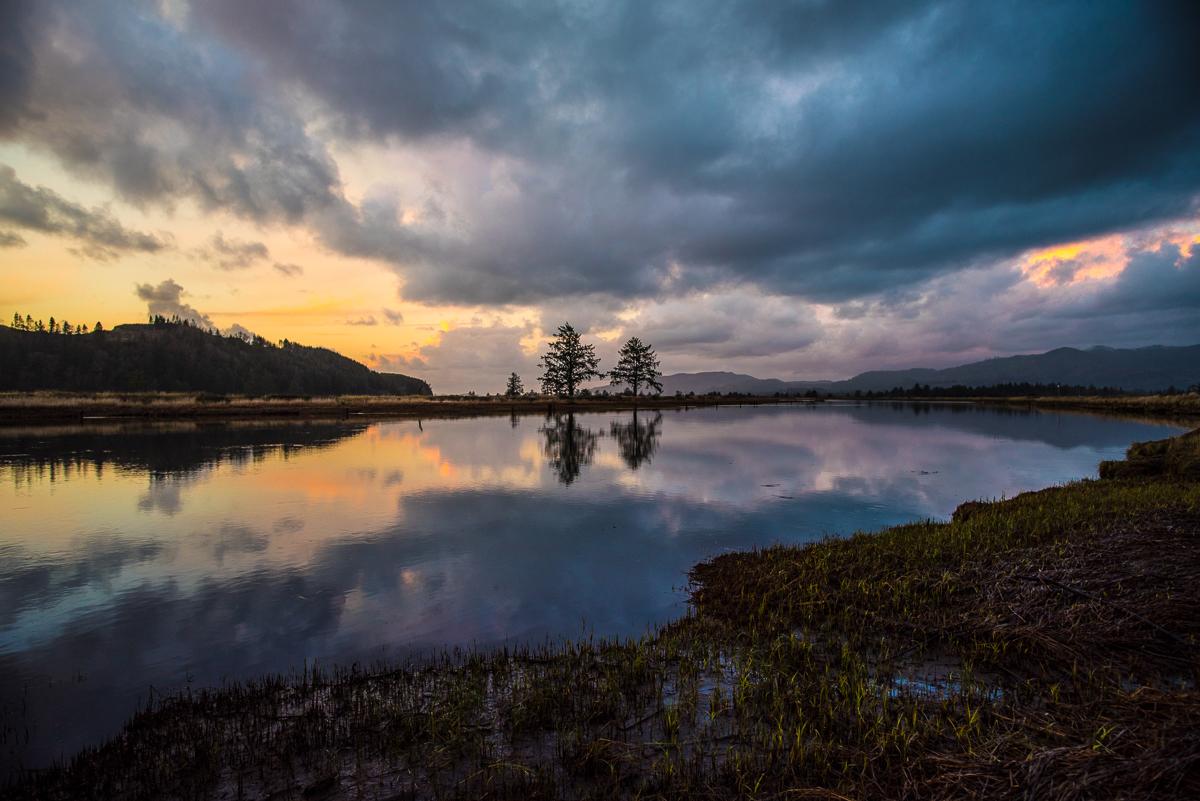 Lower Tillamook River