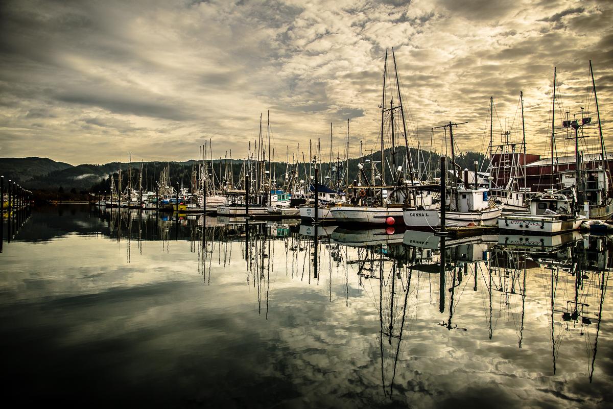 Port of Garibaldi, Tillamook Bay