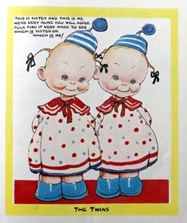 From one of my collection of Mabel Lucie Attwell children's annuals