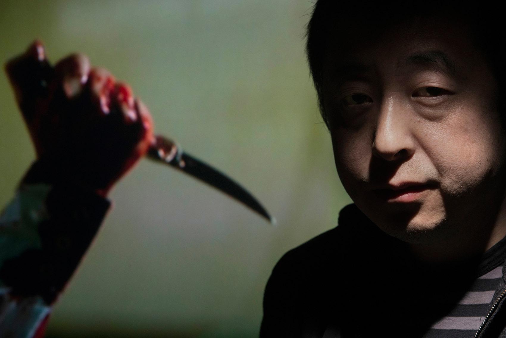 Jia Zhangke, movie director.