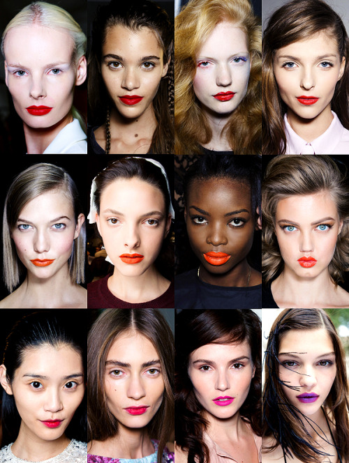 There's many lips for many looks (Image credit: Oxford + Park)