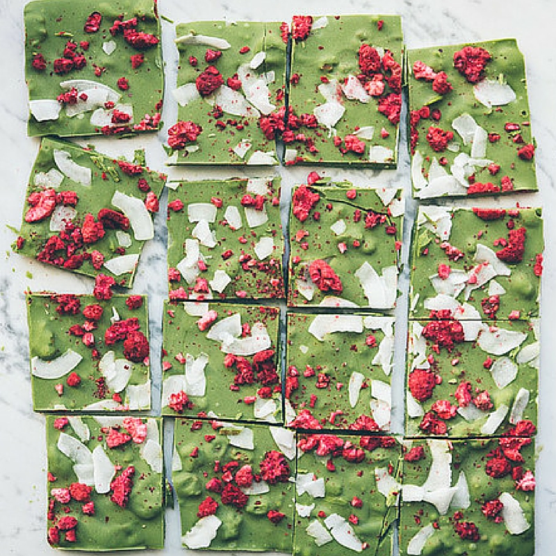 Erin's delicious healthy recipes are the perfect inspiration for anyone looking improve their diet (Image via Zengreentea.com.au)
