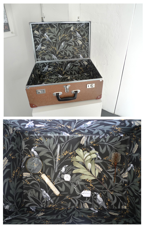 Sans Souci Travel Suitcase