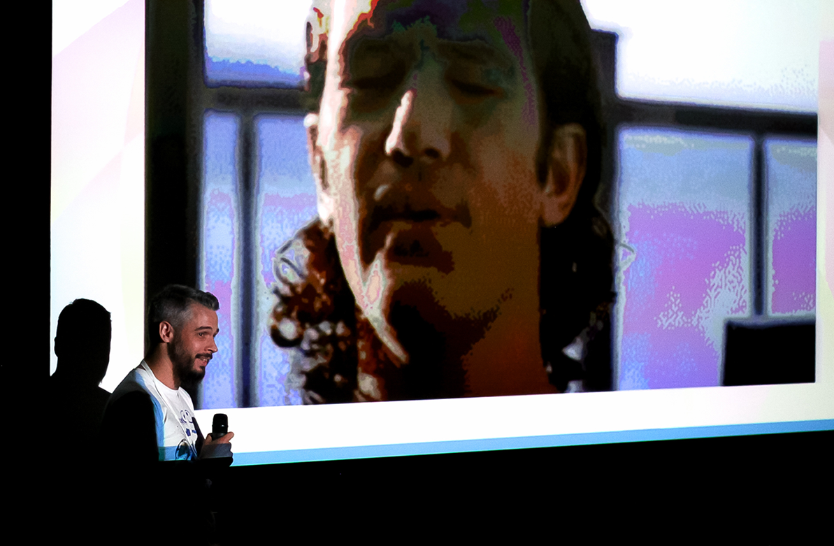 Garry and one of his gifs