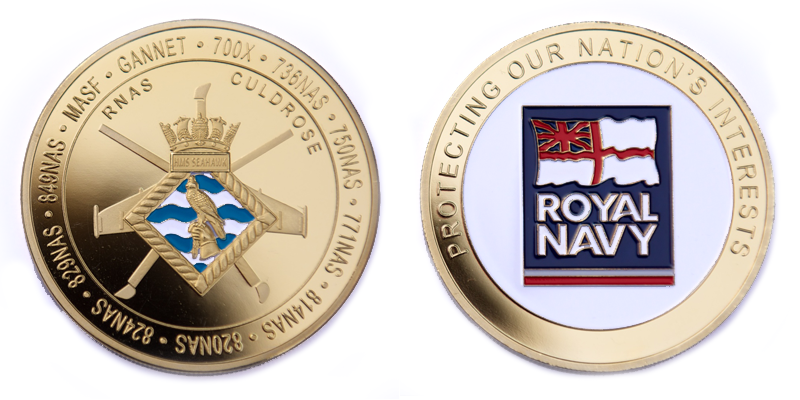 The Challenge Coin