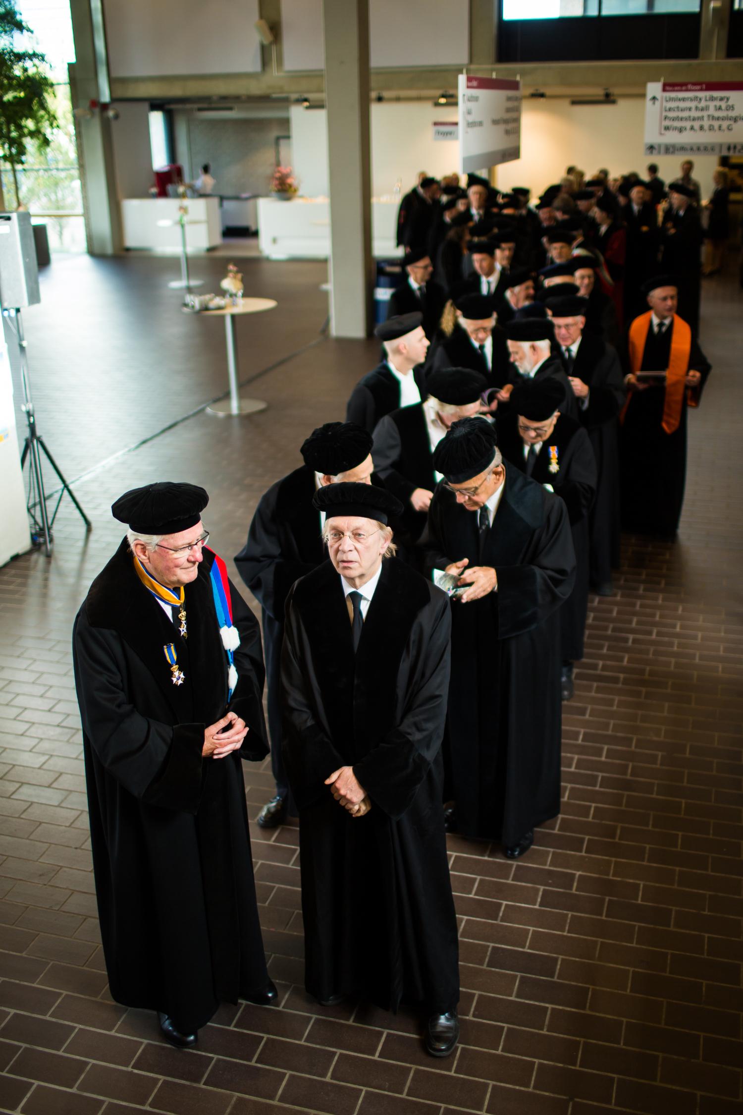 Vrije Universiteit Amsterdam, Dies