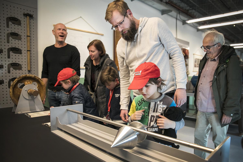 Het Spoorwegmuseum Utrecht, Techlab