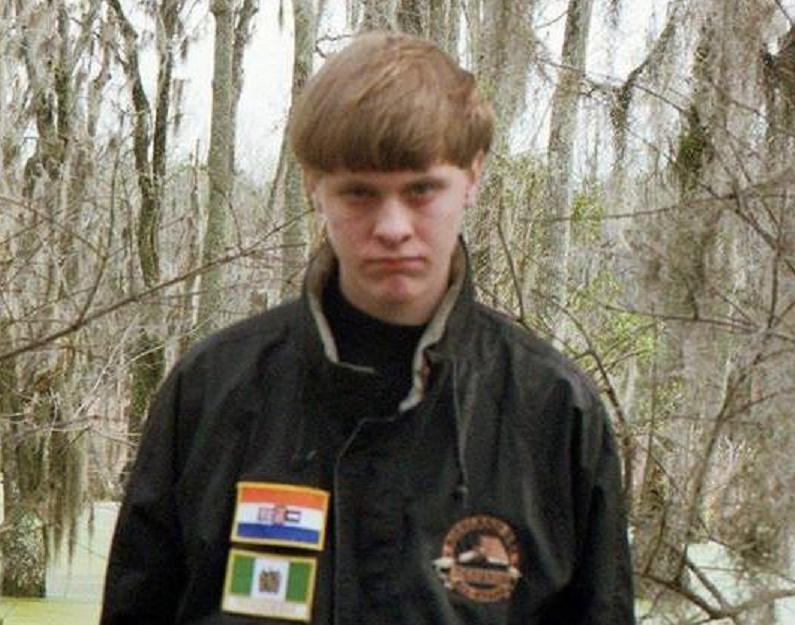 Charleston shooting suspectDylann Roof