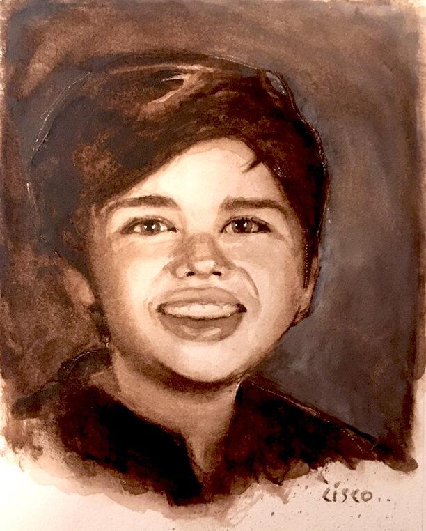 Eric - Watercolor