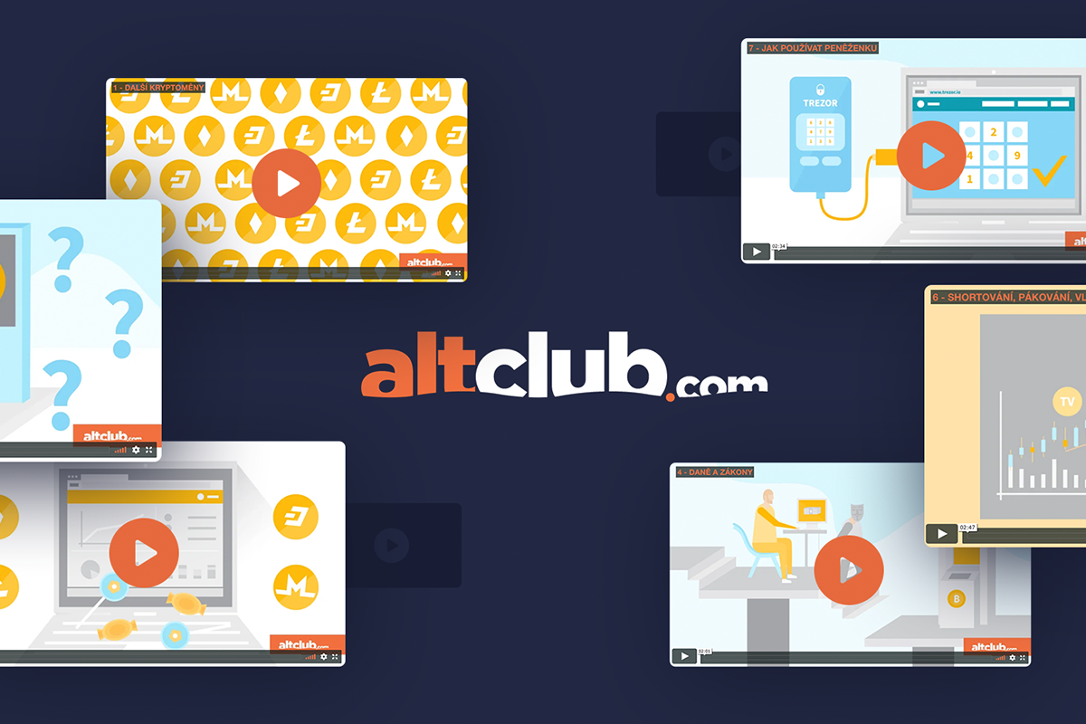 Recenze základních a pokročilých videokurzů Altclub.com o kryptoměnách - Absolvovali jsme základní a pokročilé videukurzy altclub.com a tady je výsledné hodnocení.Přináší hodnotu? Vyplatí se je zakoupit?